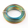 3 Segment colors Aluminum Craft WireAW-E002-2mm-A-13-1