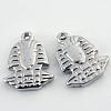 304 Stainless Steel PendantsSTAS-UK0002-02-1