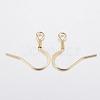 304 Stainless Steel Earring HooksSTAS-G179-46G-2