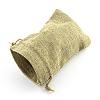 Burlap Packing Pouches Drawstring BagsX-ABAG-R005-14x10-01-2