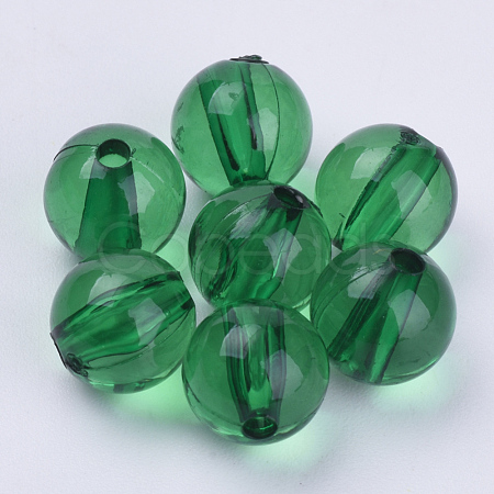 Transparent Acrylic BeadsTACR-Q255-26mm-V17-1