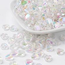 Eco-Friendly Transparent Acrylic Beads X-PL539-822