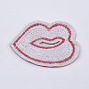 Computerized Embroidery Cloth Iron/sew On Patches DIY-WH0055-01-2