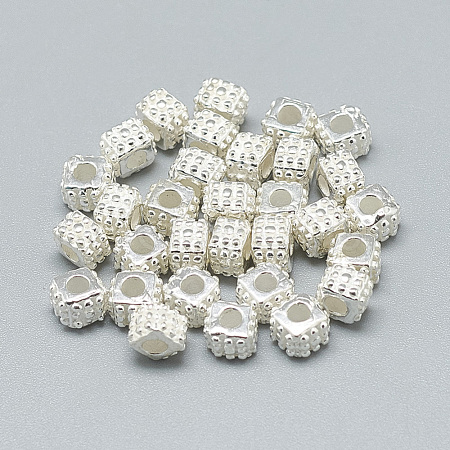925 Sterling Silver BeadsX-STER-T002-300S-1