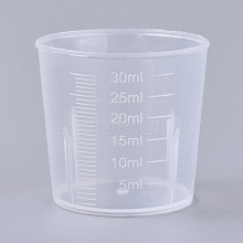50ml Polypropylene(PP) Measuring Cup TOOL-WH0021-49