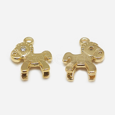 Brass CharmsKK-N200-038-1