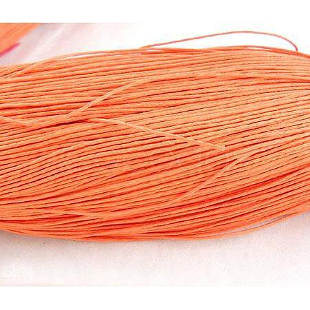 Chinese Waxed Cotton CordYC0.7mm110-1